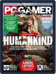 PC Gamer United Kingdom (Digital) Subscription October 1st, 2019 Issue