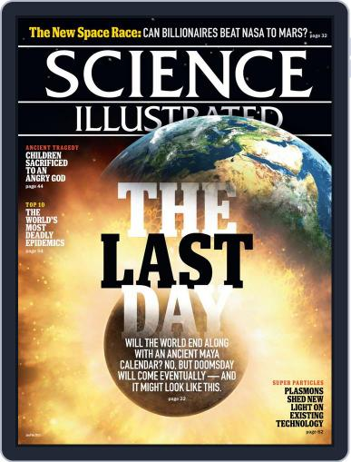 Science Illustrated Magazine (Digital) February 1st, 2013 Issue Cover