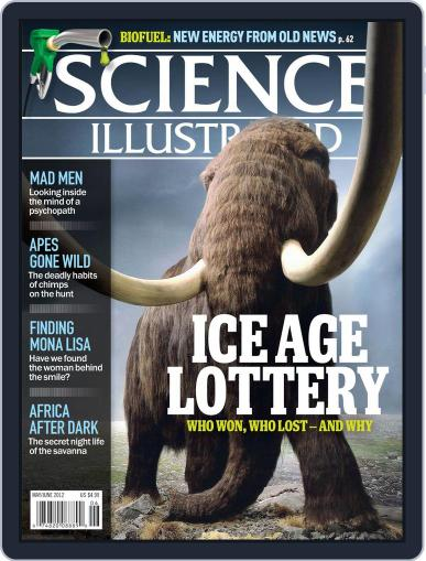 Science Illustrated Magazine (Digital) June 1st, 2012 Issue Cover