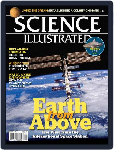 Science Illustrated Magazine (Digital) December 16th, 2011 Issue Cover