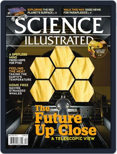 Science Illustrated Magazine (Digital) December 1st, 2011 Issue Cover