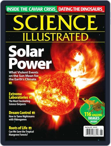 Science Illustrated Magazine (Digital) June 1st, 2011 Issue Cover