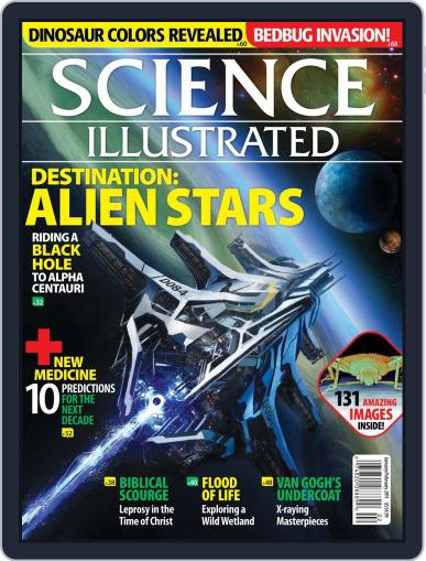 Science Illustrated Magazine (Digital) December 13th, 2010 Issue Cover