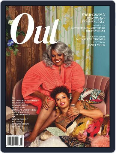 OUT (Digital) March 1st, 2019 Issue Cover