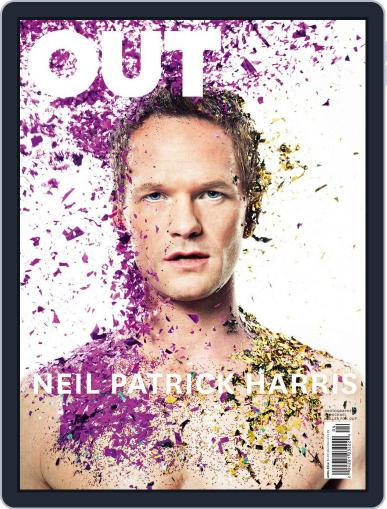 OUT (Digital) March 28th, 2014 Issue Cover