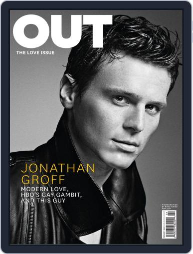 OUT (Digital) January 17th, 2014 Issue Cover