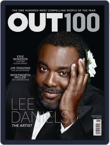 OUT (Digital) November 22nd, 2013 Issue Cover