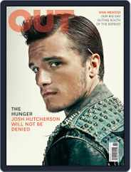 OUT (Digital) Subscription October 24th, 2013 Issue