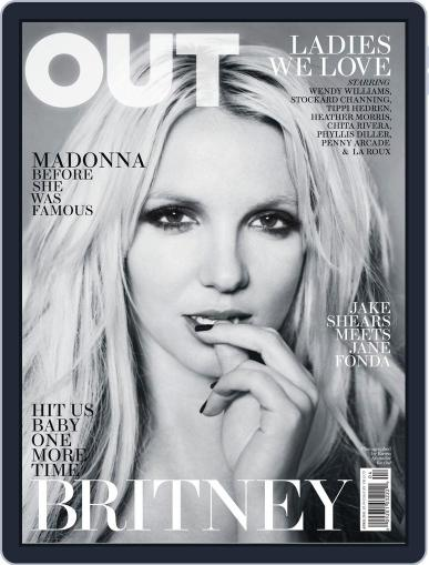 OUT (Digital) April 7th, 2011 Issue Cover