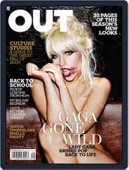 OUT (Digital) Subscription August 18th, 2009 Issue