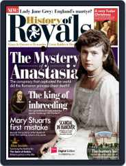 History Of Royals (Digital) Subscription November 1st, 2016 Issue