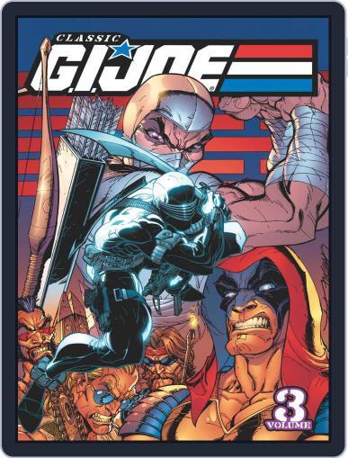 G.I. Joe: Classics Magazine (Digital) May 1st, 2012 Issue Cover