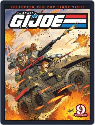 G.I. Joe: Classics Magazine (Digital) August 1st, 2010 Issue Cover