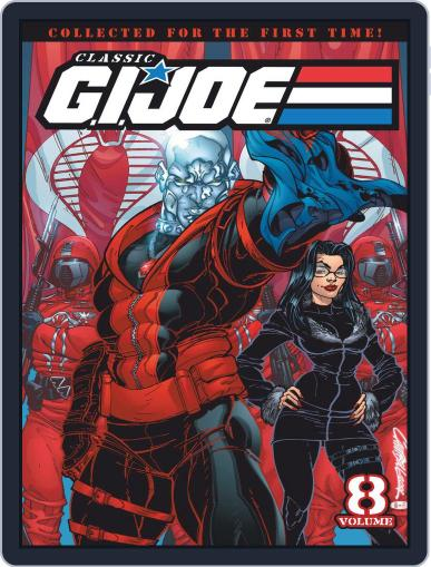 G.I. Joe: Classics Magazine (Digital) May 1st, 2010 Issue Cover