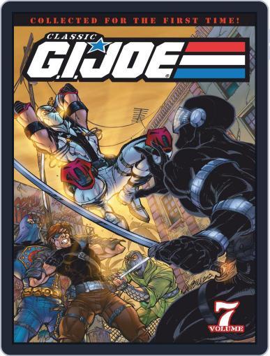 G.I. Joe: Classics Magazine (Digital) February 1st, 2010 Issue Cover