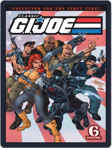 G.I. Joe: Classics Magazine (Digital) December 1st, 2009 Issue Cover