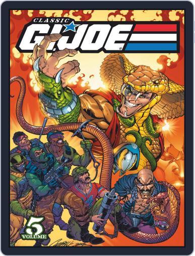 G.I. Joe: Classics Magazine (Digital) September 1st, 2009 Issue Cover