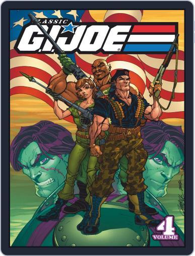 G.I. Joe: Classics Magazine (Digital) July 1st, 2009 Issue Cover