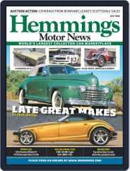 Hemmings Motor News (Digital) Subscription July 1st, 2020 Issue