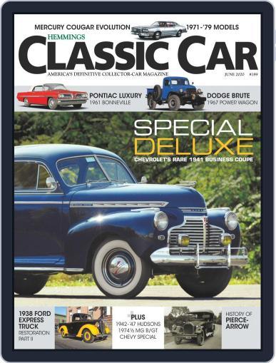 Hemmings Classic Car (Digital) June 1st, 2020 Issue Cover