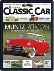 Hemmings Classic Car (Digital) Subscription April 1st, 2017 Issue