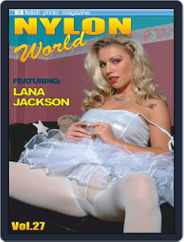 Nylons World Adult Fetish Photo (Digital) Subscription December 9th, 2018 Issue
