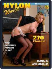 Nylons World Adult Fetish Photo (Digital) Subscription November 25th, 2017 Issue