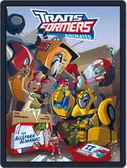 Transformers: Allspark Almanac Magazine (Digital) Subscription November 1st, 2012 Issue