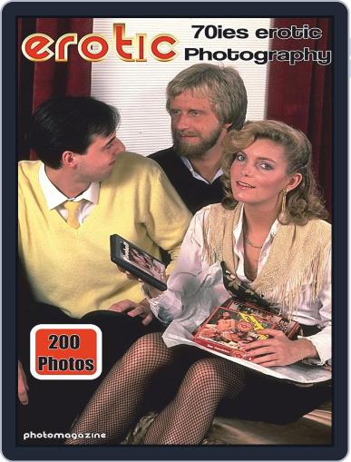 Erotics From The 70s Adult Photo December 12th, 2019 Digital Back Issue Cover
