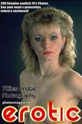 Erotics From The 70s Adult Photo (Digital) Subscription September 7th, 2017 Issue