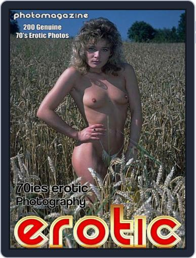 Erotics From The 70s Adult Photo April 1st, 2017 Digital Back Issue Cover