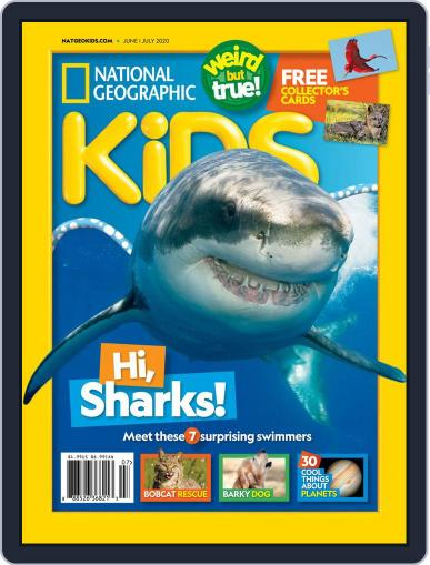 National Geographic Kids (Digital) June 1st, 2020 Issue Cover