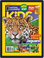 National Geographic Kids (Digital) Subscription March 1st, 2020 Issue