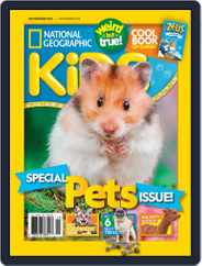 National Geographic Kids (Digital) Subscription November 1st, 2019 Issue
