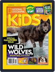 National Geographic Kids (Digital) Subscription October 1st, 2019 Issue