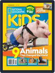 National Geographic Kids (Digital) Subscription May 1st, 2019 Issue