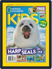 National Geographic Kids (Digital) Subscription December 1st, 2018 Issue