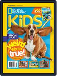 National Geographic Kids (Digital) Subscription November 1st, 2018 Issue