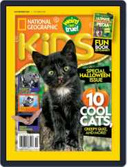 National Geographic Kids (Digital) Subscription October 1st, 2018 Issue