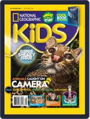 National Geographic Kids (Digital) Subscription September 1st, 2018 Issue