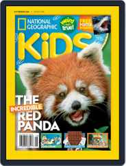 National Geographic Kids (Digital) Subscription August 1st, 2018 Issue