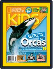 National Geographic Kids (Digital) Subscription June 1st, 2018 Issue
