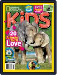 National Geographic Kids (Digital) Subscription February 1st, 2018 Issue