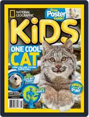 National Geographic Kids (Digital) Subscription November 1st, 2017 Issue