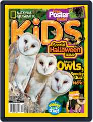 National Geographic Kids (Digital) Subscription October 1st, 2017 Issue