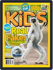 National Geographic Kids (Digital) Subscription April 1st, 2017 Issue