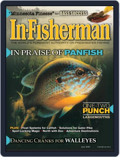 In-Fisherman June 1st, 2020 Digital Back Issue Cover