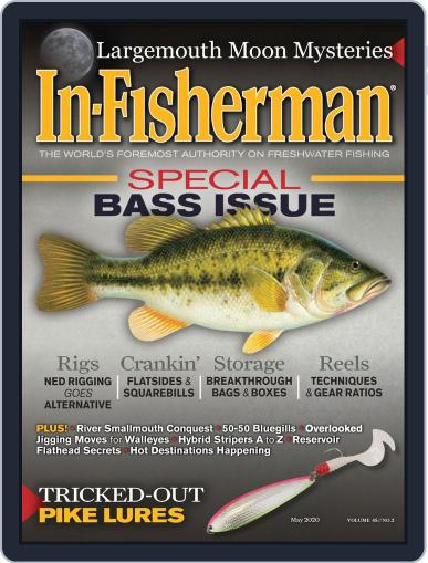 In-Fisherman May 1st, 2020 Digital Back Issue Cover