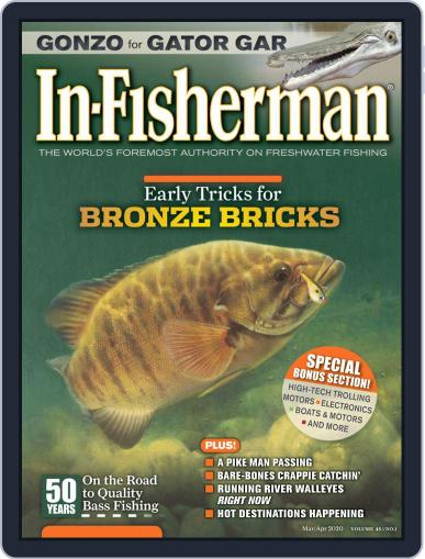 In-Fisherman March 1st, 2020 Digital Back Issue Cover