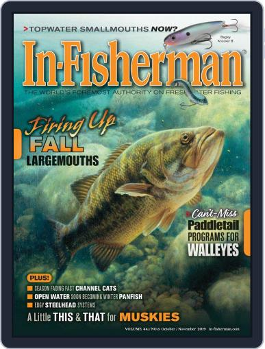 In-Fisherman October 1st, 2019 Digital Back Issue Cover